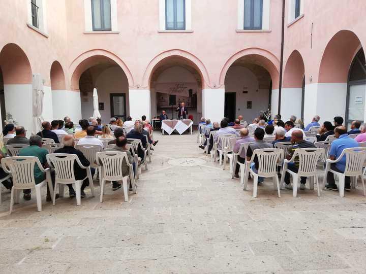 Gelate 2018: Confagricoltura Foggia incontra gli imprenditori di Cerignola