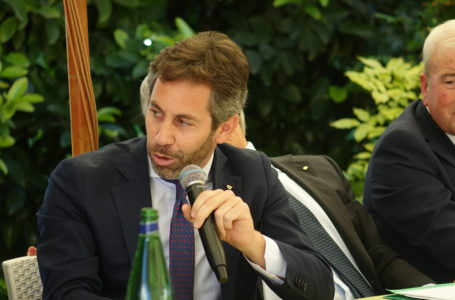 Intervista al Presidente Filippo Schiavone dopo grave atto criminoso