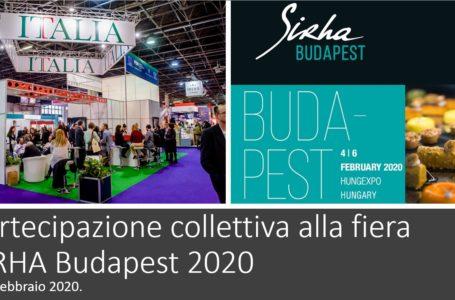 SIRHA BUDAPEST 2020