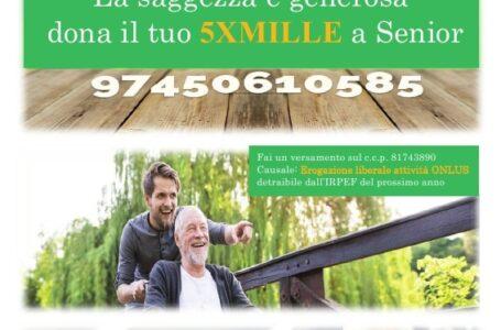 """Onlus Senior """"L'Età della Saggezza"""""""