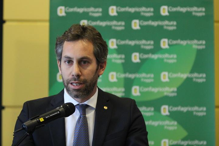 Filippo Schiavone entra nella giunta esecutiva di Confagricoltura