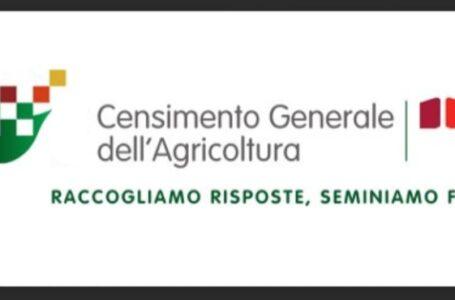 A GENNAIO PARTE IL 7° CENSIMENTO GENERALE DELL'AGRICOLTURA